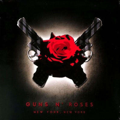 Guns N' Roses ‎– New York, New York (2xLP)