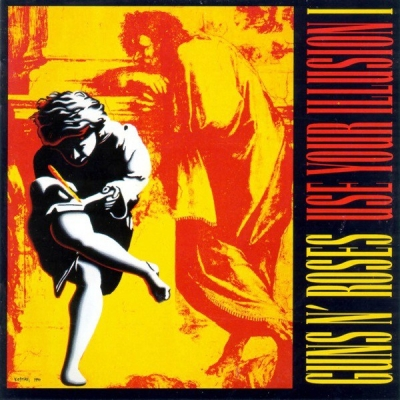 Guns N' Roses ‎– Use Your Illusion I
