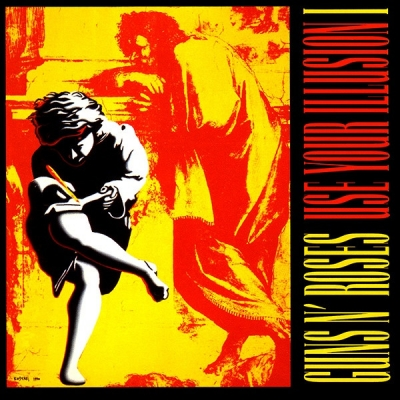 Guns N' Roses ‎– Use Your Illusion I (2xLP)