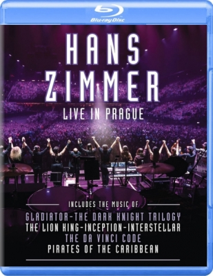 Hans Zimmer ‎– Live In Prague