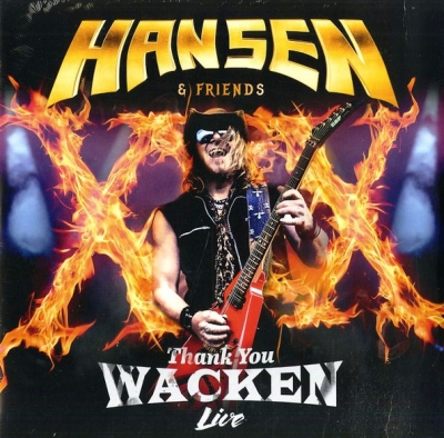 Hansen & Friends ‎– Thank You Wacken Live