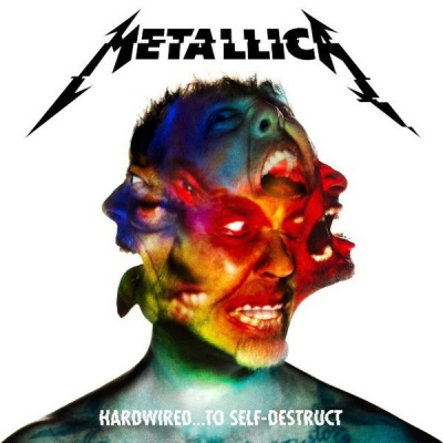 Metallica ‎– Hardwired...To Self-Destruct (2xCD) (Лицензия)