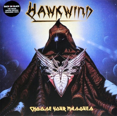Hawkwind ‎– Choose Your Masques (2xLP)