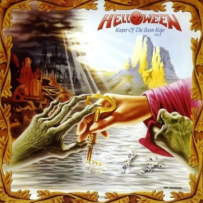 Helloween ‎– Keeper Of The Seven Keys (Part II)