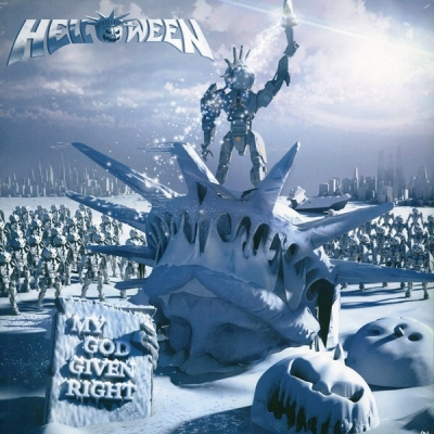 Helloween ‎– My God-Given Right (2xLP)