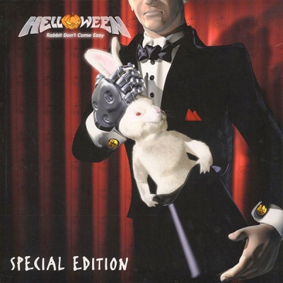 Helloween ‎– Rabbit Don't Come Easy (2xLP. Special Edition)