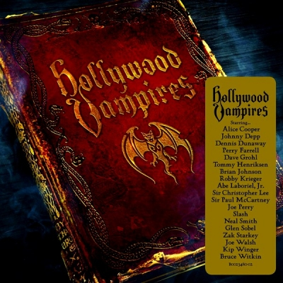 Hollywood Vampires ‎– Hollywood Vampires (2xLP)