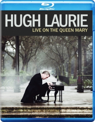 Hugh Laurie ‎– Live On The Queen Mary