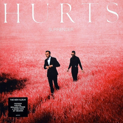 Hurts ‎– Surrender (2xLP, CD)