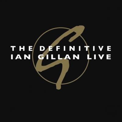 Ian Gillan ‎– The Definitive Ian Gillan Live (2xLP)