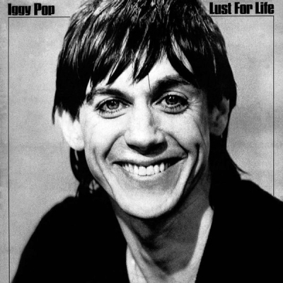Iggy Pop ‎– Lust For Life