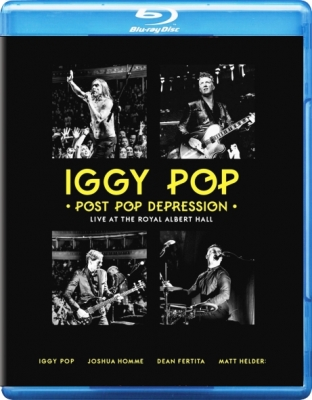 Iggy Pop ‎– Post Pop Depression - Live At The Royal Albert Hall