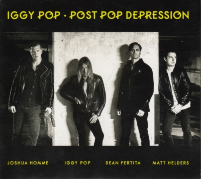 Iggy Pop ‎– Post Pop Depression