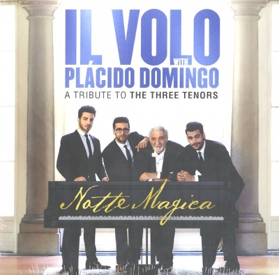 Il Volo With Placido Domingo ‎– Notte Magica - A Tribute To The Three Tenors (2xLP)