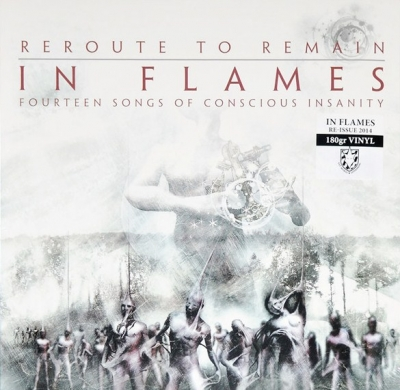 In Flames ‎– Reroute To Remain