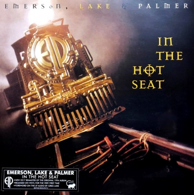 Emerson, Lake & Palmer ‎– In The Hot Seat