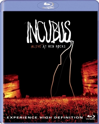 Incubus – Alive At Red Rocks