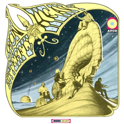 Iron Butterfly ‎– Heavy (Remastered, Mono)