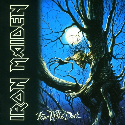 Iron Maiden ‎– Fear Of The Dark (2xLP)