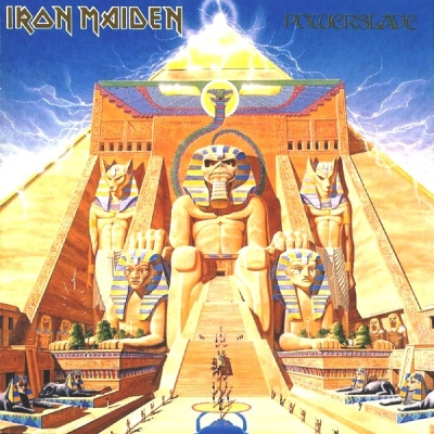 Iron Maiden ‎– Powerslave