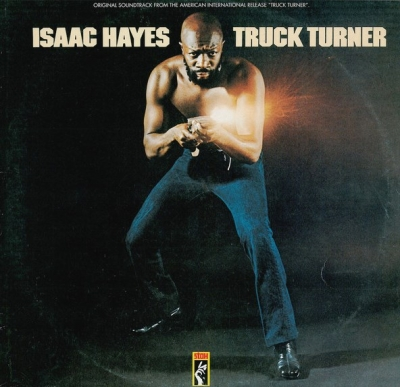 Isaac Hayes ‎– Truck Turner (Original Soundtrack) (2xLP)