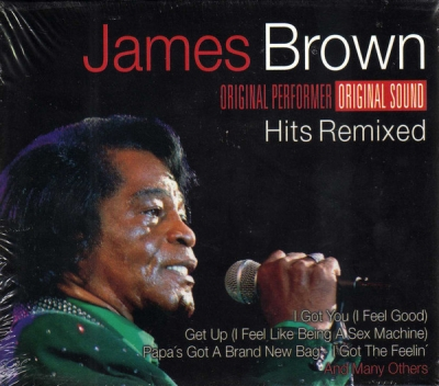 James Brown ‎– Hits Remixed