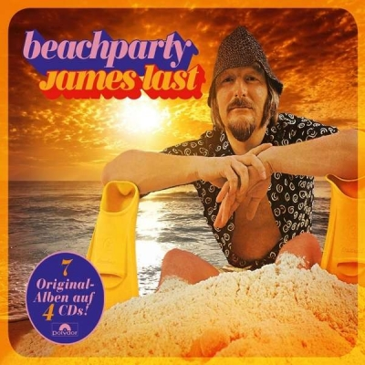 James Last ‎– Beach Party (4xCD)