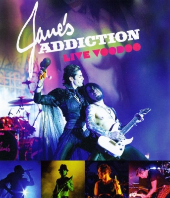 Jane's Addiction ‎– Live Voodoo