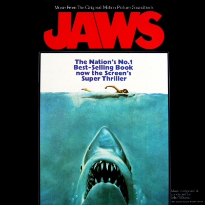 John Williams ‎– Jaws (Music From The Original Motion Picture Soundtrack)