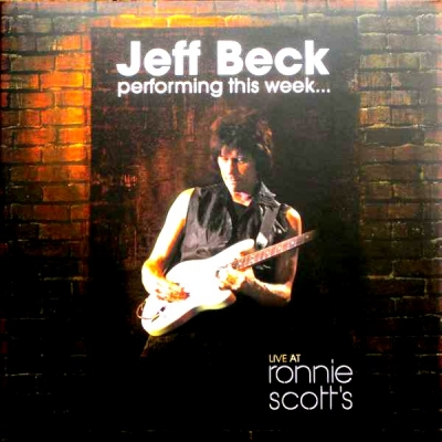 Jeff Beck ‎– Jeff Beck Performing This Week...Live At Ronnie Scott's (3xLP)