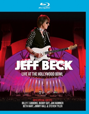 Jeff Beck ‎– Live At The Hollywood Bowl
