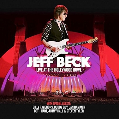 Jeff Beck ‎– Live At The Hollywood Bowl (3xLP)
