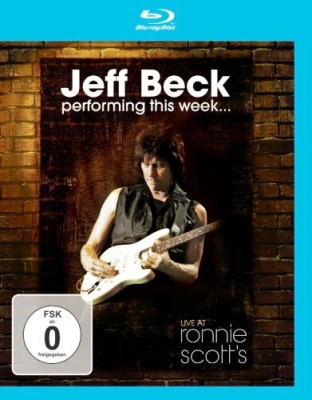 Jeff Beck ‎– Performing This Week... Live At Ronnie Scott's