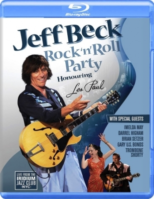Jeff Beck ‎– Rock 'n' Roll Party: Honouring Les Paul