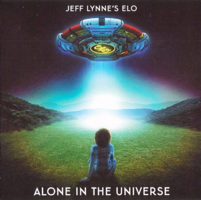 Jeff Lynne's ELO ‎– Alone in the Universe (Deluxe Edition)
