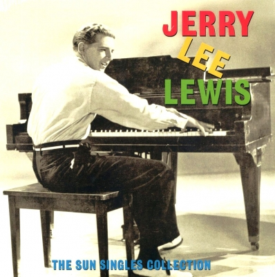 Jerry Lee Lewis ‎– The Sun Singles Collection (Red Vinyl)