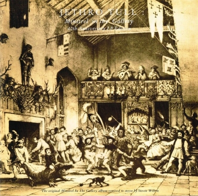 Jethro Tull ‎– Minstrel In The Gallery (40th Anniversary LP Édition)