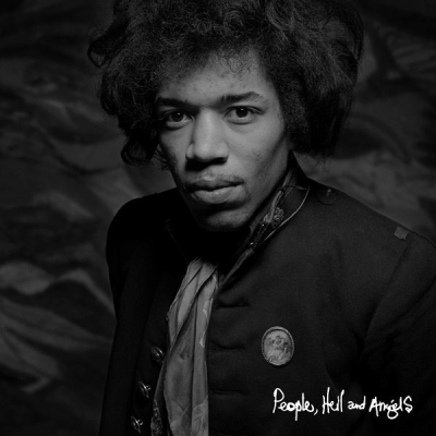 Jimi Hendrix ‎– People, Hell And Angels (2xLP)