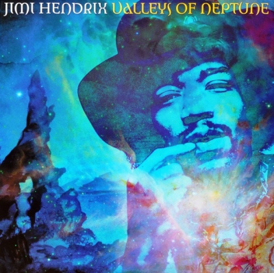 Jimi Hendrix ‎– Valleys Of Neptune (2xLP)