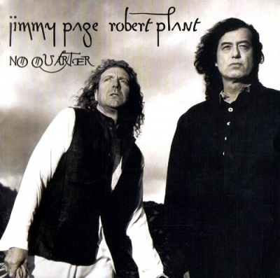 Jimmy Page & Robert Plant ‎– No Quarter: Jimmy Page & Robert Plant Unledded