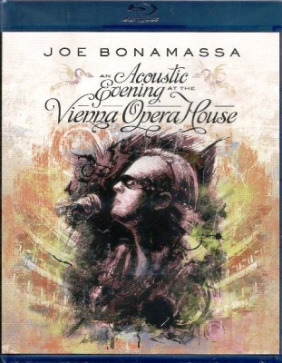 Joe Bonamassa ‎– An Acoustic Evening At The Vienna Opera House