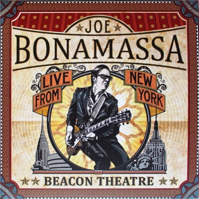Joe Bonamassa ‎– Beacon Theatre - Live From New York (2xLP)