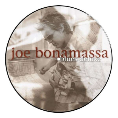 Joe Bonamassa ‎– Blues Deluxe (Limited Edition, Picture Disc)