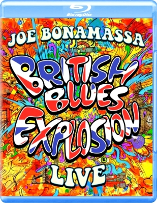 Joe Bonamassa ‎– British Blues Explosion Live