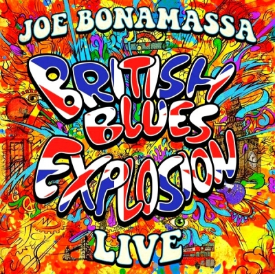 Joe Bonamassa ‎– British Blues Explosion Live (2xCD)