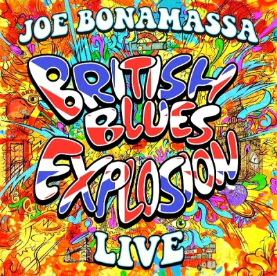 Joe Bonamassa ‎– British Blues Explosion Live (3xLP)