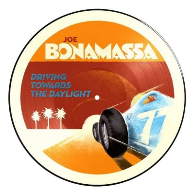 Joe Bonamassa ‎– Driving Towards The Daylight (Picture Disc)