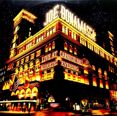 Joe Bonamassa ‎– Live At Carnegie Hall – An Acoustic Evening (3xLP)