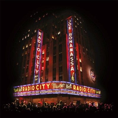 Joe Bonamassa ‎– Live At Radio City Music Hall (2xLP)