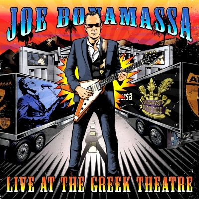 Joe Bonamassa ‎– Live At The Greek Theatre (3xLP)